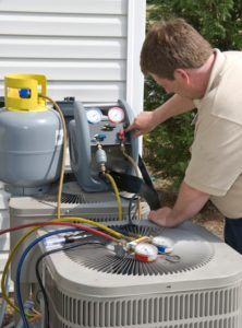 Air Professionals AC repair