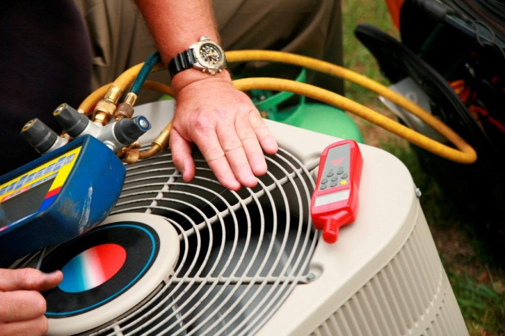 Annual AC Maintenance
